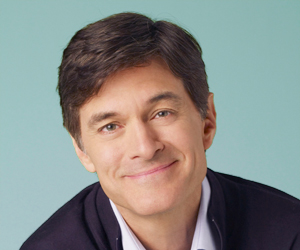 What Dr. Oz takes every day