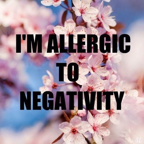 Negativity detox tip #6, Getting rid of stress at work