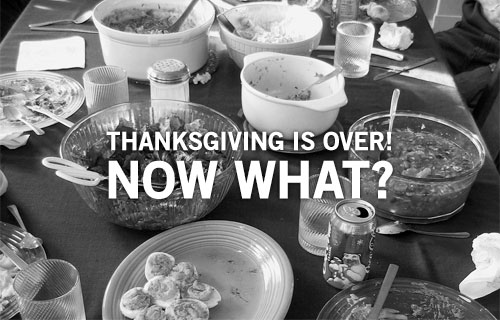 thanksgivingisover Thanksgiving leftovers and your health