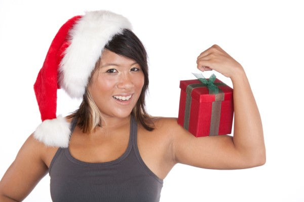 12 Days of Christmas Workout (No equipment needed)