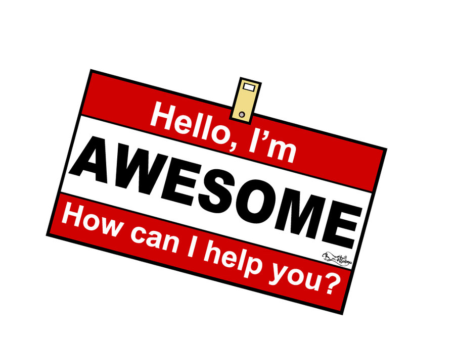 Creating a more awesome you