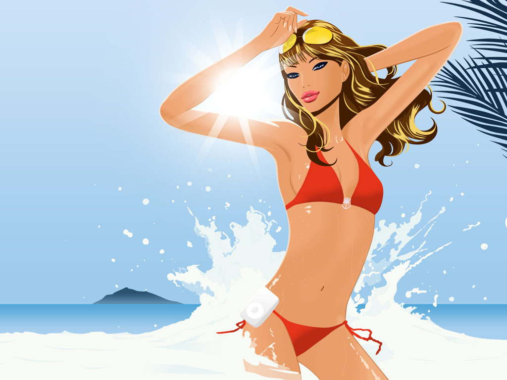 7 Steps to a Slimmer Swimsuit