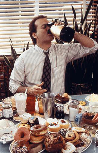 Groundhog Day movie image Bill Murray