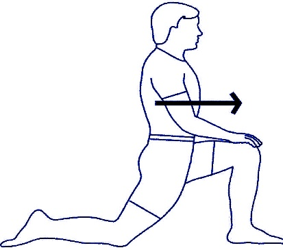 hip flexor stress how lengthy to heal