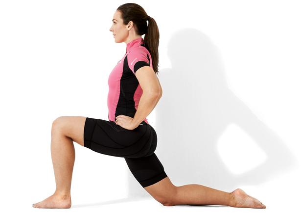 kneeling-lunge