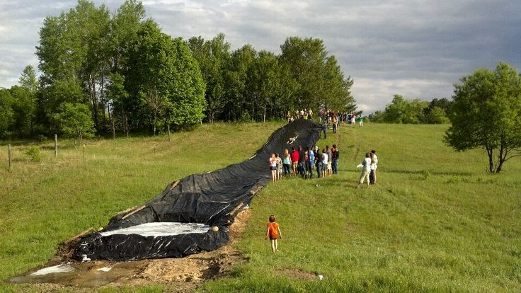 Redneck-Slip-And-Slide