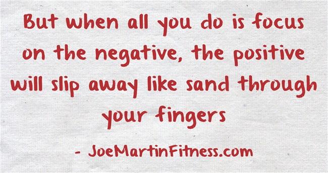 Negativity Detox Challenge #2- Your Body