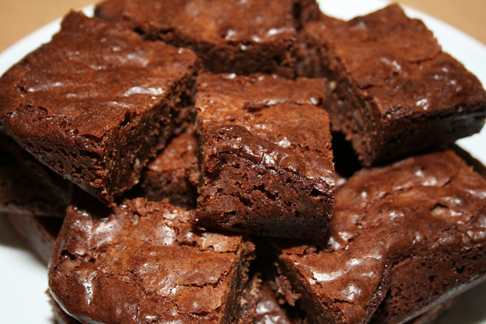 Ever had Brownie Guilt?