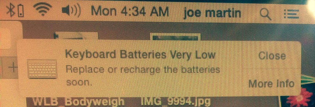 Change the batteries, change your life