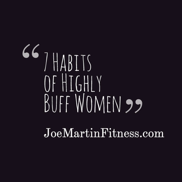 7 Important Habits for Women