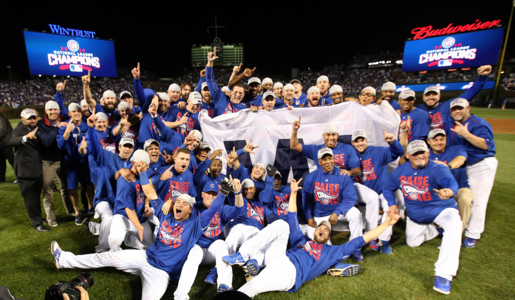 The Cubs, Bozo, A Goat Curse, and Weight Loss