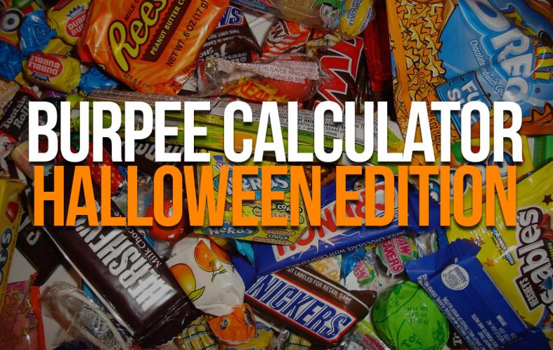 Burpee Calculator? Sickos…