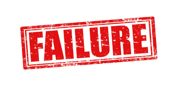 """A complete failure"""