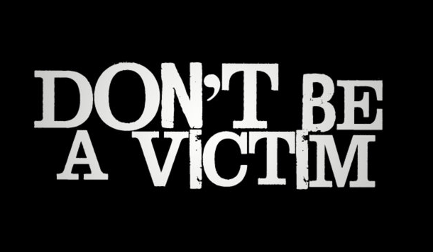 Challenge #5- Don't be a victim