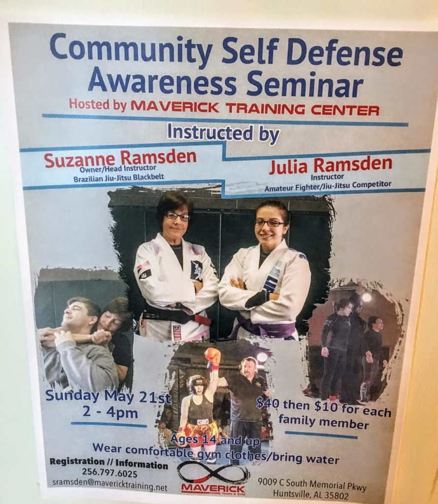 3 Self Defense Techniques every woman should know