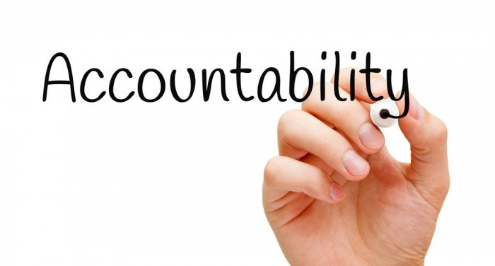 Your Accountability Checklist