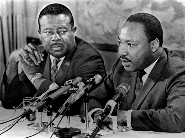 What MLK's right hand man has to do with you